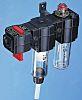 Norgren G 3/8 Filter Regulator Lubricator, Semi Automatic