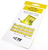 Idento Black/Yellow Address Label, 11 x 19mm, Pack