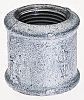 Georg Fischer Malleable Iron Fitting Socket, 1/4 in