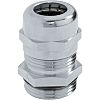Lapp Skintop PG21 Cable Gland With Locknut, Nickel