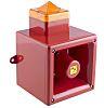 AE & T TL105X Sounder Beacon 112dB, Orange