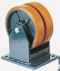 LAG Fixed Castor Wheel, 600kg Load Capacity, 100mm