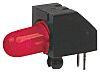 Marl 125-505-04, Red Right Angle PCB LED Indicator,