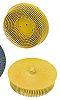 3M Nylon Grinding Disc, 75mm, Medium Grade, P120