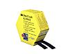 3M SJ354X, Black Hook & Loop Tape, 25mm