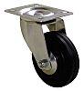 Guitel Swivel Swivel Castor, 80kg Load Capacity, 80mm