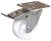 Guitel Braked Swivel Castor Wheel, 100kg Load Capacity,