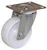 Guitel point m Swivel Castor Wheel, 125kg Load