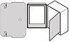 nVent – Schroff 250 x 2 x 198mm
