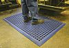 COBA Worksafe Individual Rubber Anti-Fatigue Mat x 900mm,