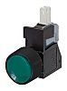 Single Pole Double Throw (SPDT) Momentary, On-On Push Button Switch, 12.7mm, Panel Mount