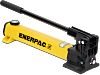 Enerpac P392, Two Speed, Hydraulic Hand Pump, 901cm3, 25.4mm Cylinder Stroke, 700 bar