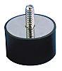 Paulstra 511215 Shock Mount M6 35daN Compression Load