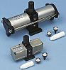 SMC Combination Pressure Booster & Regulator, G 1/2