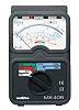 Metrix MX 406B, Insulation & Continuity Tester, 500V,