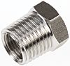 Legris Stainless Steel Hexagon Straight Reducer 1/4in R(T)