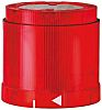 Werma KombiSIGN 70 Beacon Unit Red LED, Rotating Light Effect 24 V dc