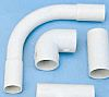 Schneider Electric 90° Elbow Cable Conduit Fitting, Grey