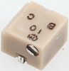 10kΩ, SMD Trimmer Potentiometer 0.25W Side Adjust Bourns,