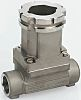 Burkert Stainless Steel In-line Flow Sensor Fitting 1-1/2in