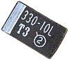Vishay Tantalum Capacitor 2.2μF 35V dc MnO2 Solid