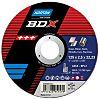 Norton Cutting Disc Aluminium Oxide Cutting Disc, 180mm