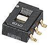 PCB DIP Switch DPDT-NO/NC