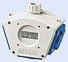 Mennekes Blue Wall Mount 2P+E Mains Connector Socket,