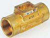 Burkert Brass In-line Flow Sensor Fitting 1/2in Straight
