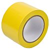 Brady Yellow Vinyl Lane Marking Tape, 75mm x