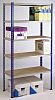 RS PRO Grey Easi-Rack Steel Shelf Kit, 375kg