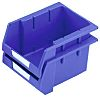 RS PRO PP Storage Bin Storage Bin, 130mm