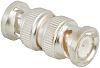 Straight 50Ω RF Adapter BNC Plug to BNC