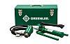 Greenlee 11t Ram & Foot Pump Hydraulic Driver Kit