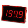 Lascar Digital Voltmeter DC, LED Display 3.5-Digits ±1