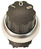 Eaton M22 Selector Switch - 3 Position, Momentary,