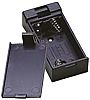 Takachi Electric Industrial AA Battery Holder, Press Stud