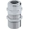 Lapp Skintop M16 Cable Gland With Locknut, Nickel