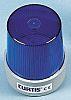Curtis TB Blue Xenon Beacon, 12 → 80