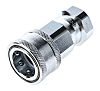 Parker Steel Female Hydraulic Quick Connect Coupling 6603-4-4