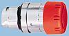 Schneider Electric Harmony XB4 Ø 22mm Tastend, Grün