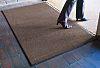 COBA Entraplush Anti-Slip, Door Mat, Carpet, Indoor Use, Grey, 900mm 1.5m 7mm