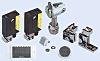 ifm electronic Photoelectric Sensor Through Beam (Emitter) 15