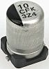 Panasonic 4.7μF Electrolytic Capacitor 35V dc, Surface Mount
