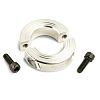 Ruland Collar Two Piece Clamp Screw, Bore 25mm, OD 45mm, W 15mm, Aluminium