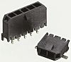 Molex, Micro-Fit 3.0, 43650, 6 Way, 1 Row,