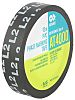 Advance Tapes AT4000 Black PVC Electrical Tape, 15mm