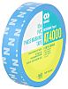 Advance Tapes AT4000 Blue PVC Electrical Tape, 15mm