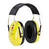 3M PELTOR Optime I Ear Defender with Headband, 27dB, Yellow