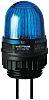 Werma 231 Blue LED Beacon, 24 V dc,